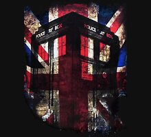 Dr. Who - Union Jack Unisex T-Shirt