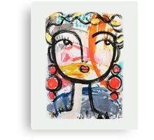 Gabriela Canvas Print