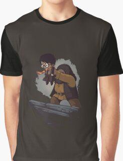 Harry Potter - Lion King Graphic T-Shirt