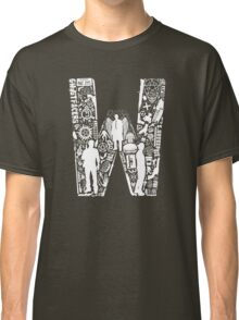 W Is For Winchester Classic T-Shirt