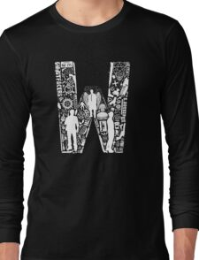 W Is For Winchester Long Sleeve T-Shirt