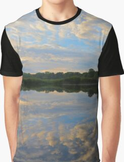Memorial Reflections Graphic T-Shirt
