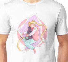 Sleepy Usagi & Luna Unisex T-Shirt