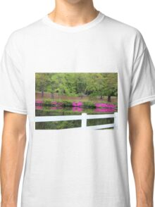Beauty By The White Fence Classic T-Shirt
