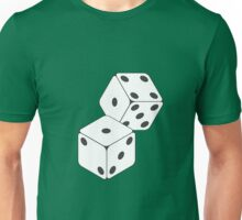 Rolled Dice Unisex T-Shirt