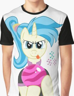 Allie Way  Bowling My Little Pony Graphic T-Shirt