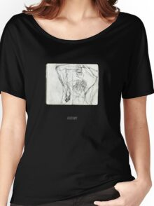 Death Grips / MC Ride Sketch Women's Relaxed Fit T-Shirt