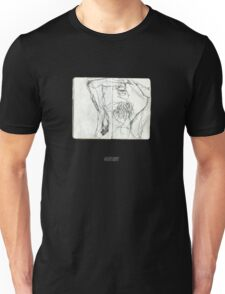 Death Grips / MC Ride Sketch Unisex T-Shirt