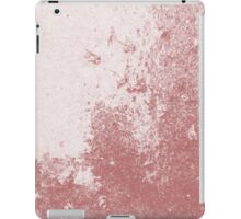 Earth Sweat Design (Dusty Cedar Color) iPad Case/Skin