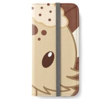 Cutie Gotas de Chocolate iPhone Wallet/Case/Skin