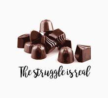 Chocolate Struggle Unisex T-Shirt