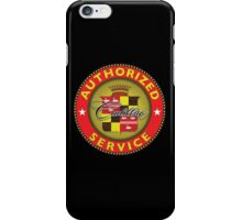Cadillac vintage cars iPhone Case/Skin