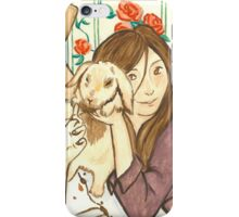 Hide and sick girls iPhone Case/Skin