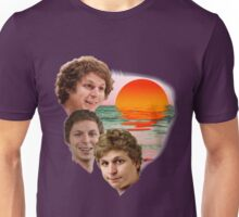 3 Cera Sunset Unisex T-Shirt