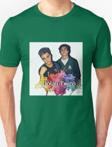Dolan Twins cartoon paint splat T-Shirt