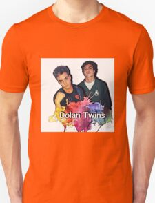 Dolan Twins cartoon paint splat Unisex T-Shirt