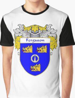 Ferguson Coat of Arms/Family Crest Graphic T-Shirt