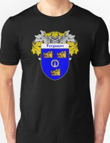 Ferguson Coat of Arms/Family Crest Unisex T-Shirt
