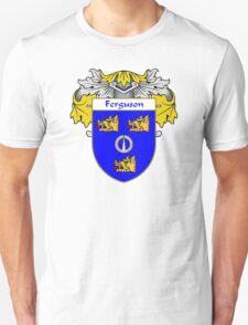 Ferguson Coat of Arms/Family Crest Unisex T-Shirt