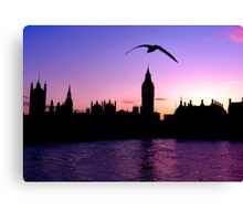 Fair Weather To Fly Canvas Print