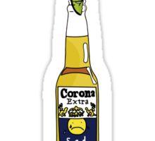 Corona Sticker
