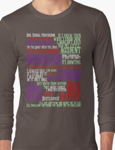 Beetlejuice Quotes T-Shirt