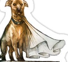 Chewie the Dog Sticker