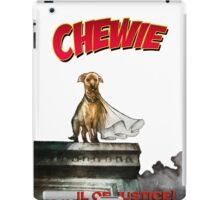 Chewie the Dog iPad Case/Skin