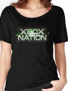 Xbox Nation Women's Relaxed Fit T-Shirt