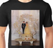 Vintage Wedding  Unisex T-Shirt