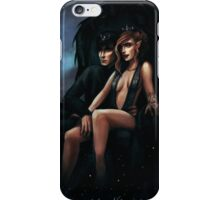 High Lord and High Lady iPhone Case/Skin