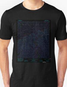 USGS TOPO Map Alabama AL Roberts 304961 1982 24000 Inverted T-Shirt