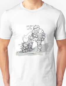 lordran darksoul you need to leave T-Shirt