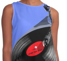 Non-stop music Contrast Tank