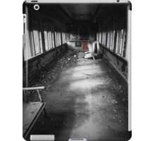 Abandoned train iPad Case/Skin