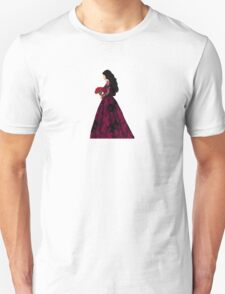 The Woman in Red T-Shirt