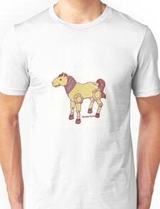 Pandora Fox Art Giddyup Buttercup Fallout 4 Version :D Unisex T-Shirt