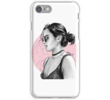 Lj coachella iPhone Case/Skin