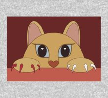 MANICURE PEDICURE CAT Baby Tee