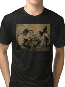 Three Witches brew Tri-blend T-Shirt