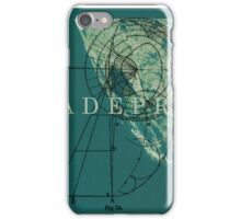 Silent Quarter. iPhone Case/Skin