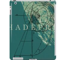 Silent Quarter. iPad Case/Skin