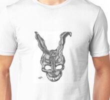 Pandora Fox Art Donnie Darko Frank the Rabbit Sketch Unisex T-Shirt