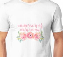 University of Oklahoma Unisex T-Shirt