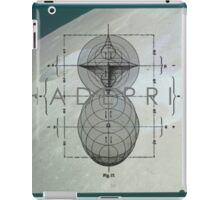 Region Three. iPad Case/Skin