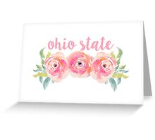 Ohio State University Greeting Card