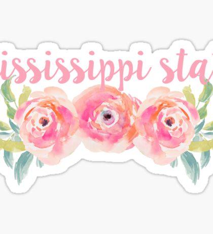 Mississippi State University Sticker