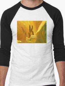 On Limpid Stamen Shoe-trees Men's Baseball ¾ T-Shirt