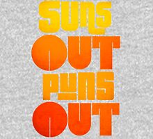 Sun's Out Puns Out Tank Top