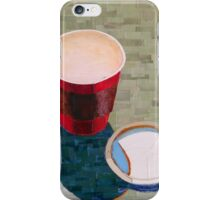 """Empty cup"" iPhone Case/Skin"